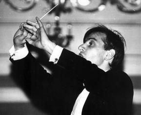 Гость фестиваля — дирижер Стефанос Циалис (Германия), 1997 год
